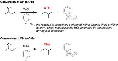 P Toluenesulfonyl Chloride Reagent Friday: TsCl (...